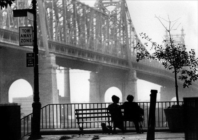 Preciosa escena de 'Manhattan'