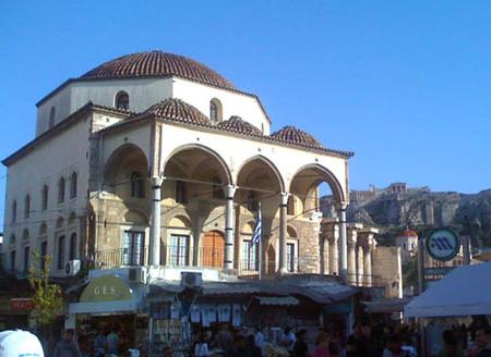 Monastiraki, Atenas