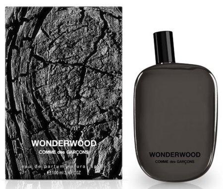 Wonderwood, nueva fragancia de Comme des Garçons