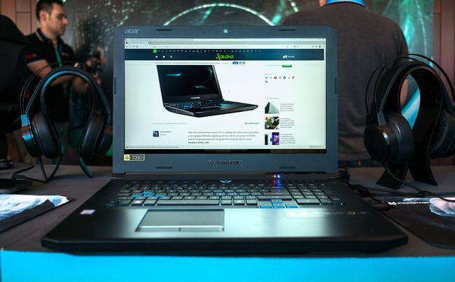 """Acer Predator Helios 500, primeras impresiones: así es jugar con la nueva bestia parda del """"gaming"""""""