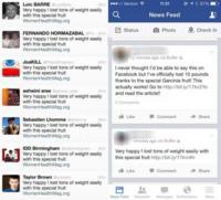 Ataque a Buffer: algunas cuentas publicaron spam durante la tarde de ayer