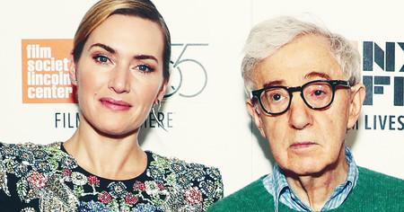"""Kate Winslet: """"Creo que, en cierto modo, Woody Allen es una mujer"""""""