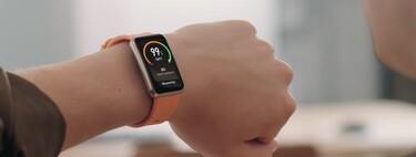 El smartwatch deportivo con GPS Huawei Watch Fit está de oferta a 79 euros en su tienda oficial por tiempo limitado