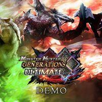 Monster Hunter Generations Ultimate dispondrá de una demo en Nintendo Switch a partir de mañana