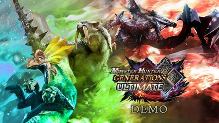 Monster Hunter Generations Ultimate dispondrá de una demo en Nintendo Switch a partir de mañana