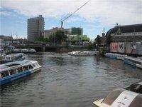 Contrastes de Ámsterdam