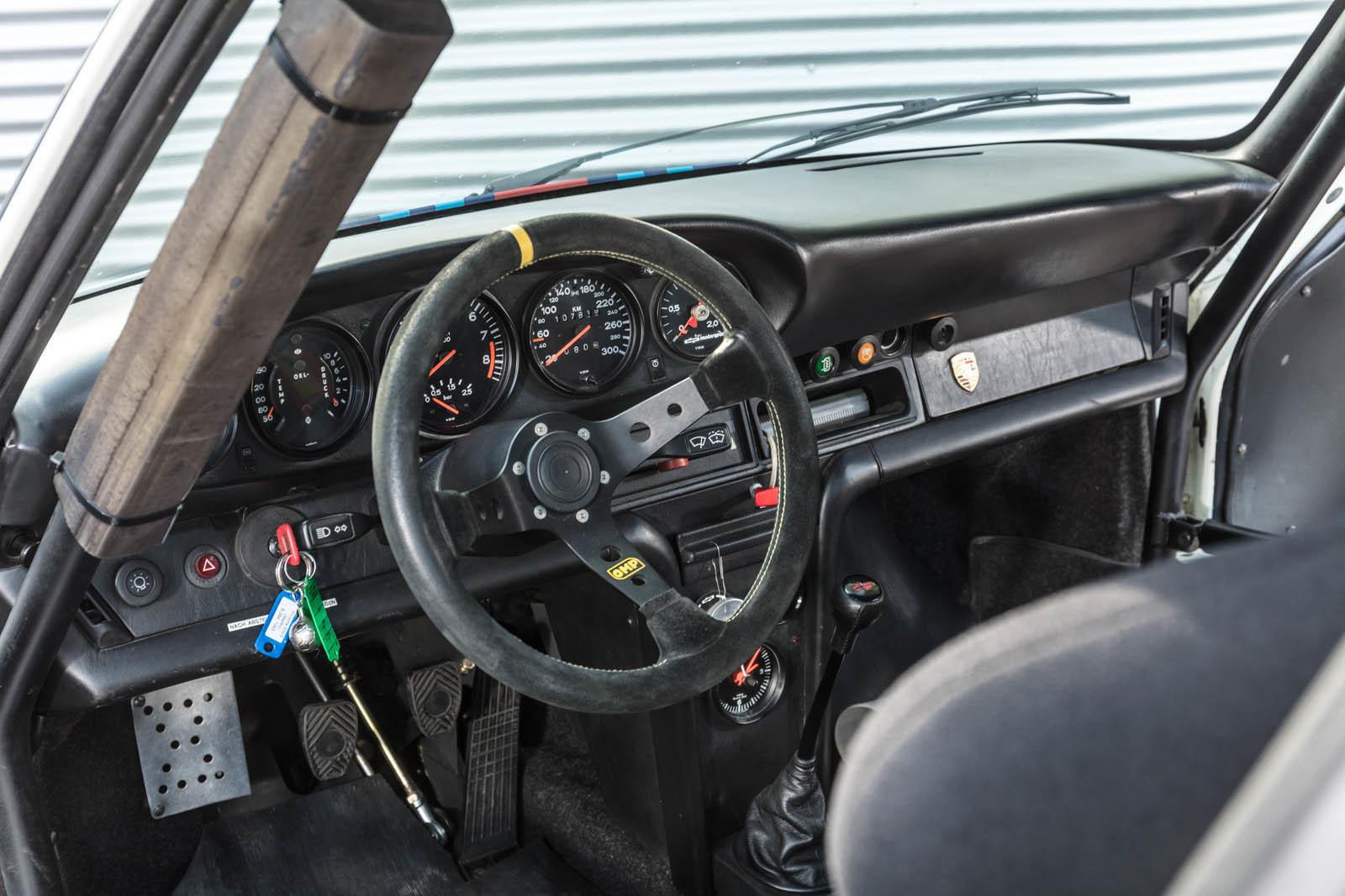 Foto de Porsche 930 clásico a subasta (25/42)
