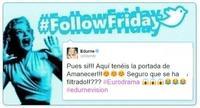 #FollowFriday de Poprosa: de la Edurne más guerrera al Calvin Harris en calzoncillos