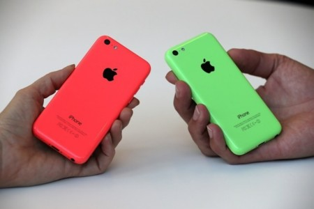 iPhone 5C 8GB en India