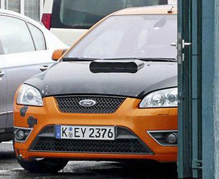 Ford Focus RS, empieza el baile de fotos espía