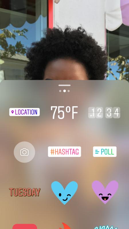 Instagram Encuesta 1