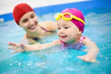 Nadar es vida, un programa para pequeños nadadores