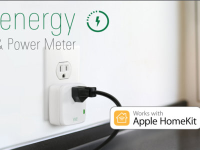 Elgato y Apple Homekit se alían para ver la energía que consumes en casa