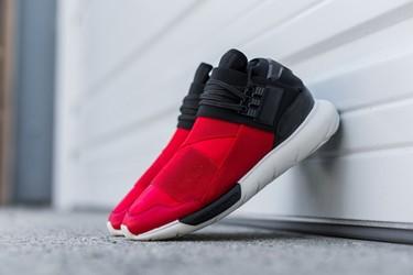 La zapatilla roja de Yohji Yamamoto