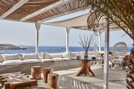 Hotel Boheme Mykonos, la decoración más exquisita y refinada en el corazón del mar Egeo