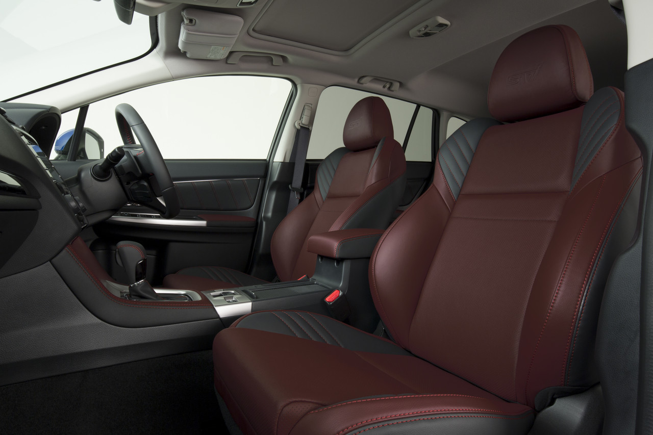 Foto de Subaru Levorg STI Concept (4/5)