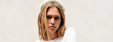 Zara se adentra al mundo de las novias con una colección lencera repleta de elegancia y savoir faire