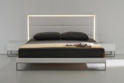 Eclipse, una cama con luz propia