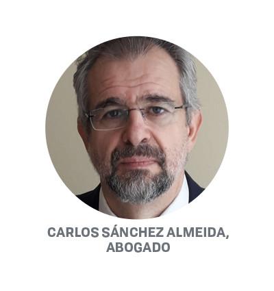 Sanchez Almeida Abogado Reportaje