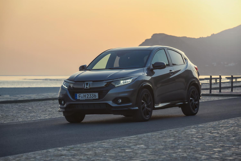 Foto de Honda HR-V Sport 2019, toma de contacto (21/72)