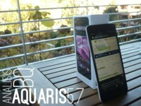 Bq Aquaris 5.7, prueba a fondo
