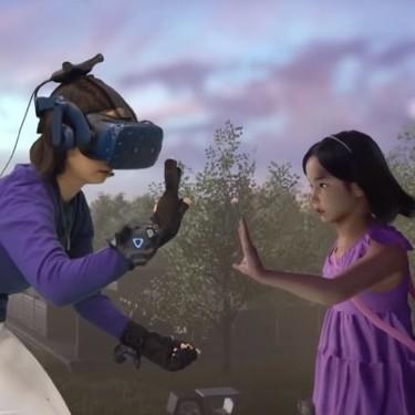 Una madre se reencuentra con su hija de siete años fallecida gracias a la realidad virtual