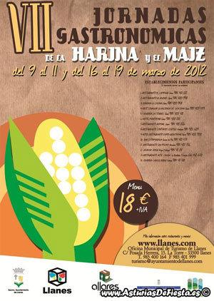 VII Jornadas de la harina y el maíz de Llanes