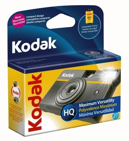 PMA2007: Cámara de un solo uso de Kodak