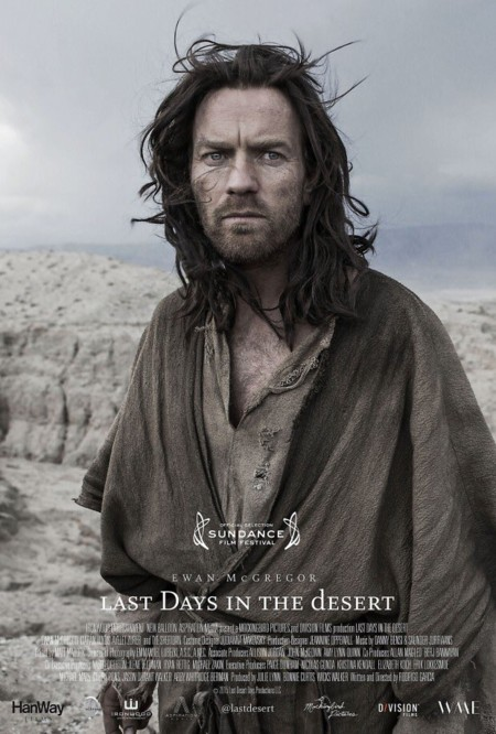 Póster de Last Days In The Desert