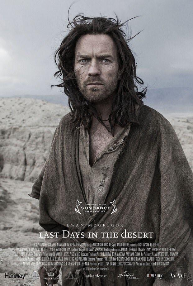 Póster de Last Days In The Desert