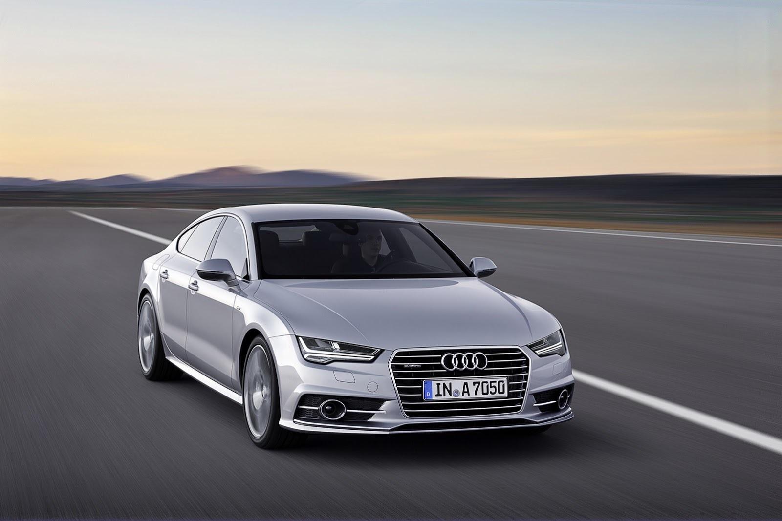 Foto de Audi A7 Sportback (9/11)
