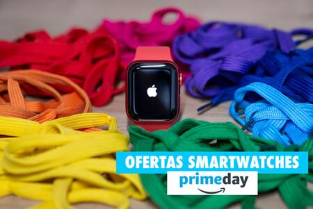 Amazon Prime Day 2021: Mejores ofertas del día en smartwatches