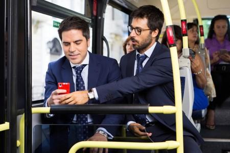 Hugo Silva Y Ernesto Sevilla En Tenemos Que Hablar