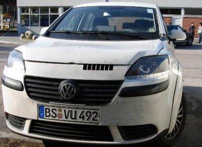 Volkswagen Golf Crossover, nuevas fotos espía
