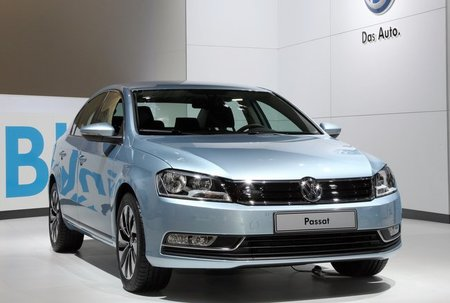 La segunda generación del Passat Bluemotion llega a España