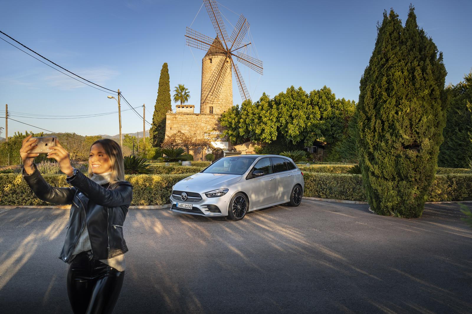 Foto de Mercedes-Benz Clase B 2019 (57/157)