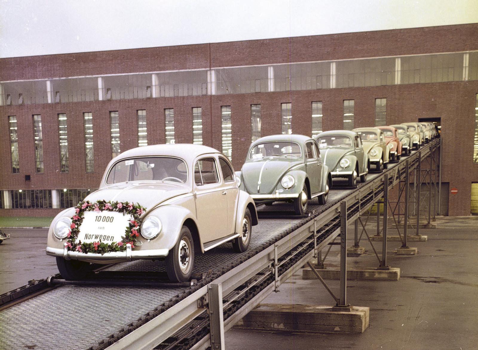 Foto de Volskwagen Type 1 (16/20)
