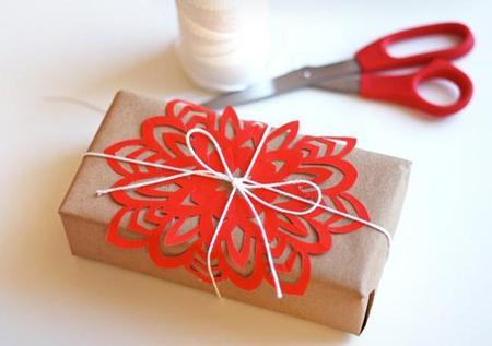 Cinco maneras de envolver regalos de una forma original