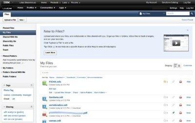 IBM Docs, la apuesta de IBM por llevar la ofimática a la nube