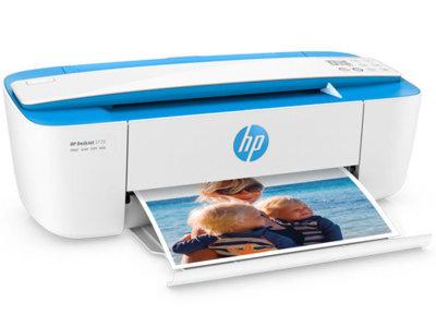 HP lanza la HP DeskJet 3700, la impresora multifunción más pequeña del mundo