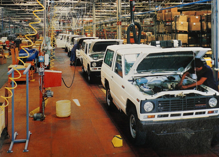 Nissan Patrol 35º aniversario