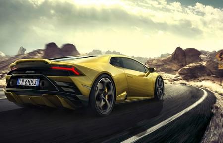 Lamborghini Huracan Evo Rwd 2020 4