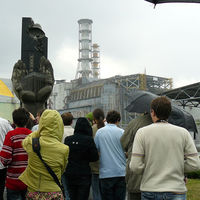 ¿Qué ha hecho la gente después de conocer la catástrofe ambiental de Chernóbil? Ir a visitarlo