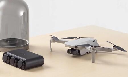Amazon tiene a precio mínimo el dron DJI Mavic Mini en pack Fly More: graba tus vídeos de las vacaciones de forma diferente por sólo 359 eruos