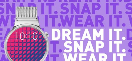 #WearWhatYouWant: diseña las próximas carátulas de Android Wear y gánate un smartwatch