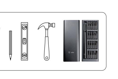 Oda a los destornilladores de Xiaomi: porque la vida puede ser maravillosa