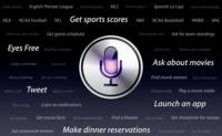 Siri aprende de deportes, restaurantes y cine en iOS 6