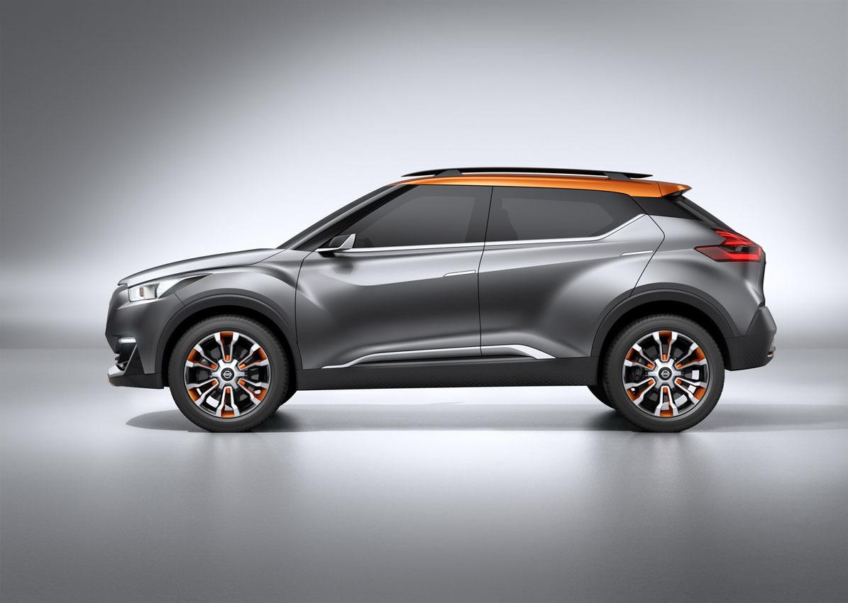 Foto de Nissan Kicks Concept (24/26)