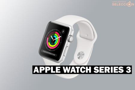 """El reloj """"low-cost"""" de Apple está todavía más barato en Amazon: Apple Watch Series 3 por 199 euros"""