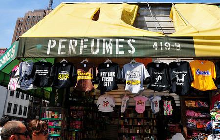 Mercadillo de perfumes
